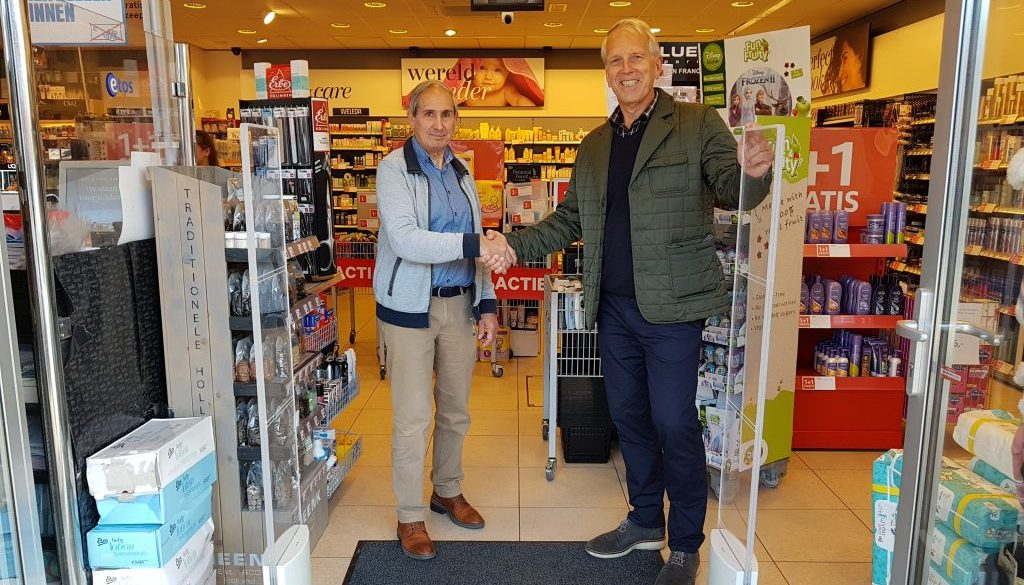 Alarmpoortjes bij ETOS in Almere