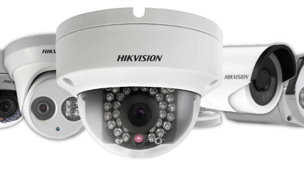 Hikvision cameras